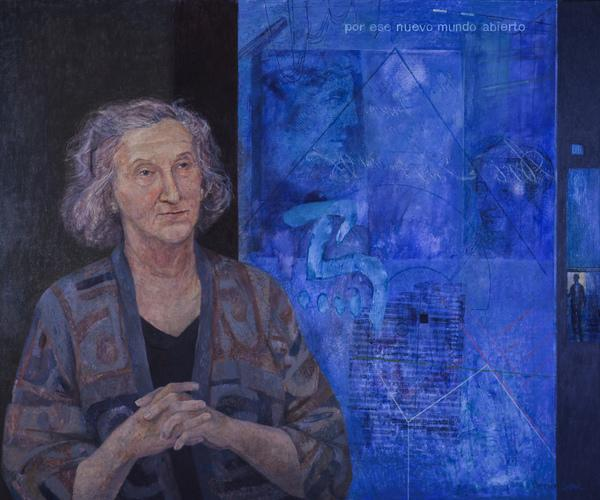 Thea Musgrave, b. 1928. Composer (2006)