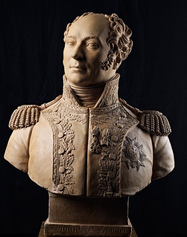 Portrait Bust of General Piston (1812)