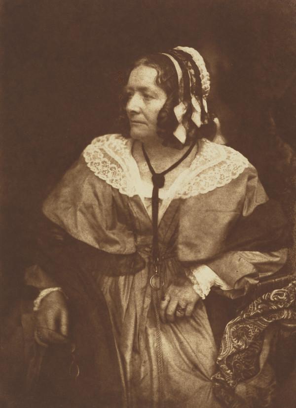 Mrs Anna (Brownell Murphy) Jameson, 1794 - 1860. Art historian and essayist [a] (1916)