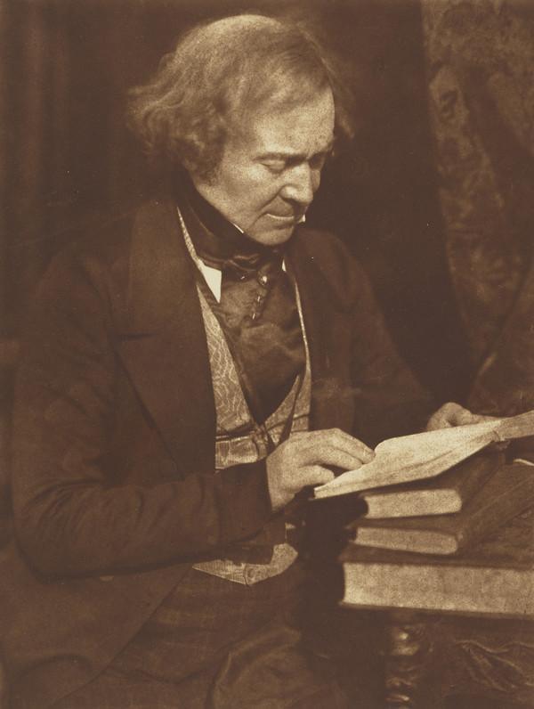 Robert Stephen Rintoul, 1787 - 1858. Editor of The Spectator [b] (1916)