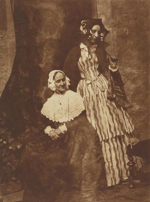 Mrs Rigby and Lady Eastlake