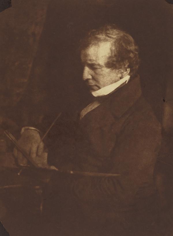 William Etty, 1787 - 1849. Artist