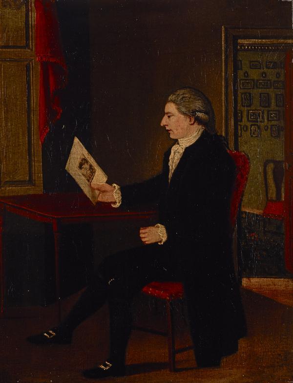 John Kay, 1742 - 1826. Caricaturist (Self-portrait) (About 1786)