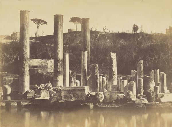 'Pozzuoli - Temple of Jupiter Serapis'