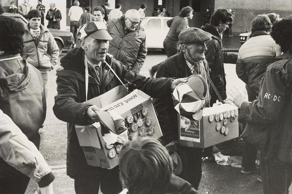 Cup and Badge Sellers