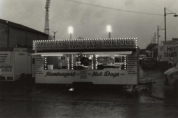 Hampden Park Football Ground, Hot Dog Stand