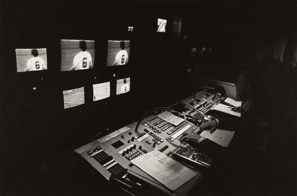Television Editing Suite