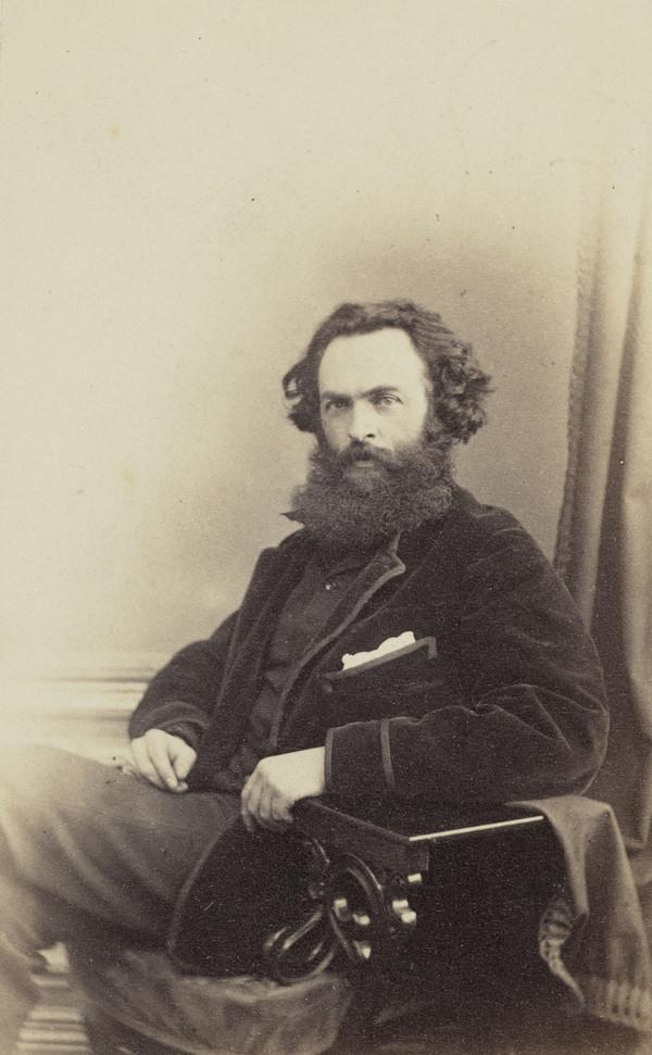 William Carrick, 1827 - 1878. Photographer