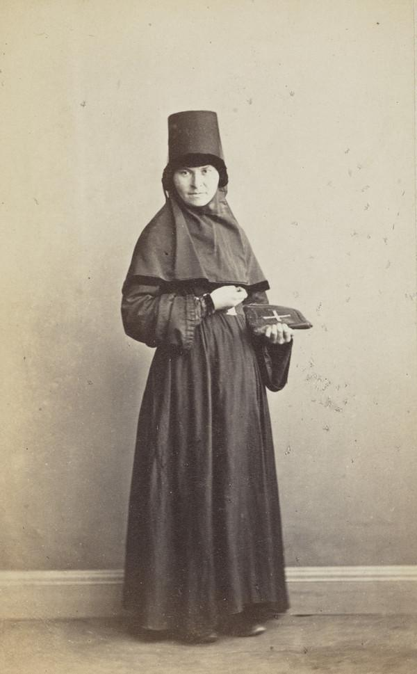 Russian Orthodox Nun