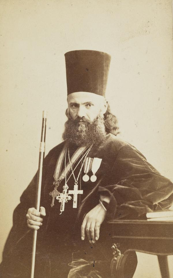 Russian Orthodox priest