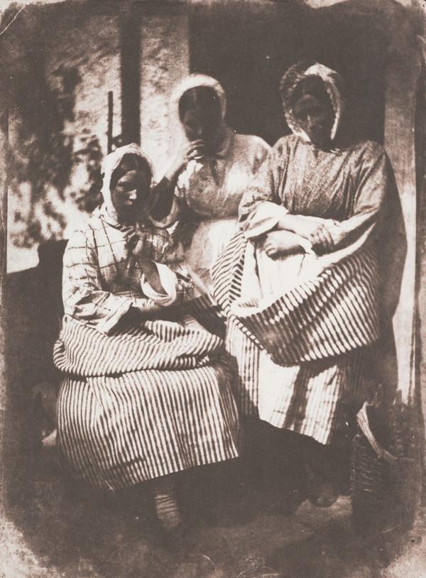Three unknown women [Newhaven] (1991)