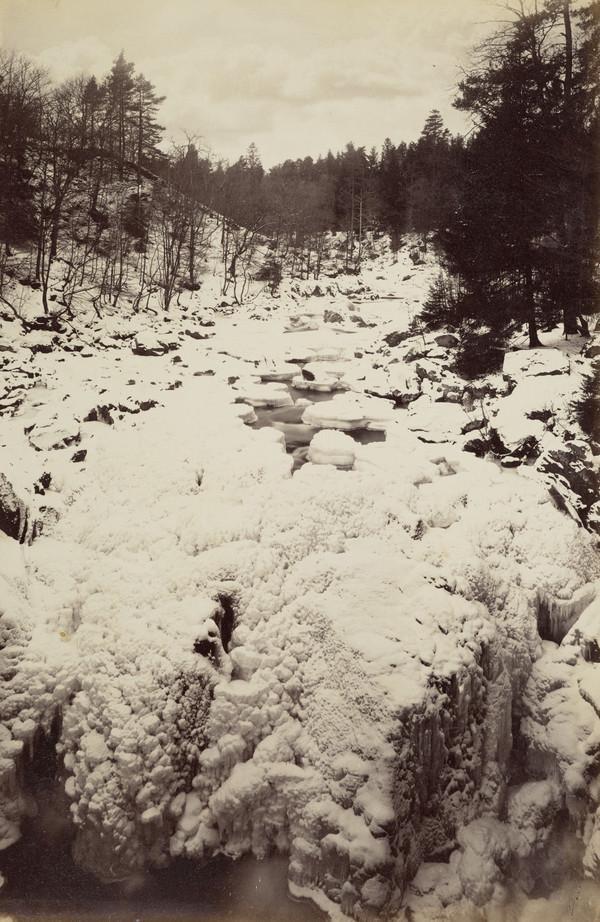 'The Hermitage 1881 (Winter)' (1881)