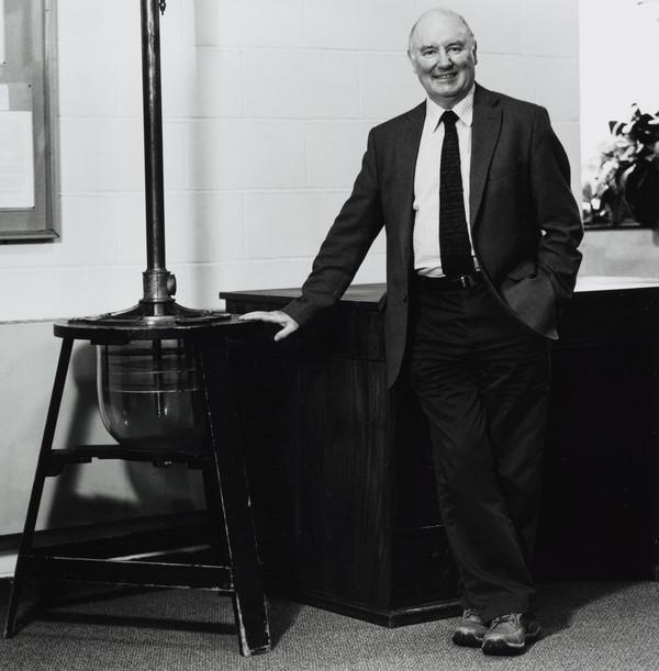 Professor Malcolm Longair (Astronomer), b. 1941 (14 April 2008)