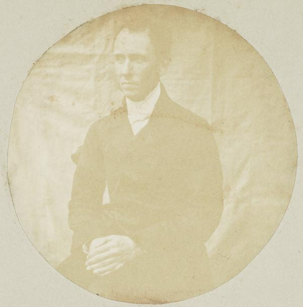Rev. William Bruce Robertson, 1820 - 1886. Of Irvine; United Presbyterian minister (1843 - 1847)