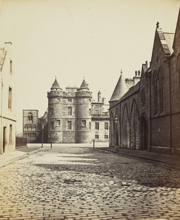 King James V Towers, Holyrood.