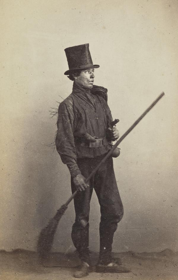 Chimney Sweep (1860s)