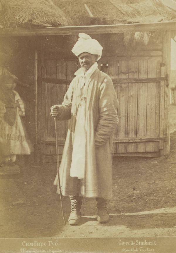 Man with turban (1871)