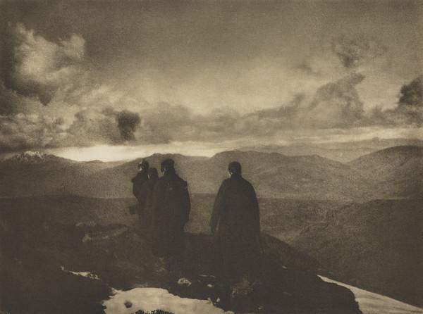 The Dark Mountains (1890)
