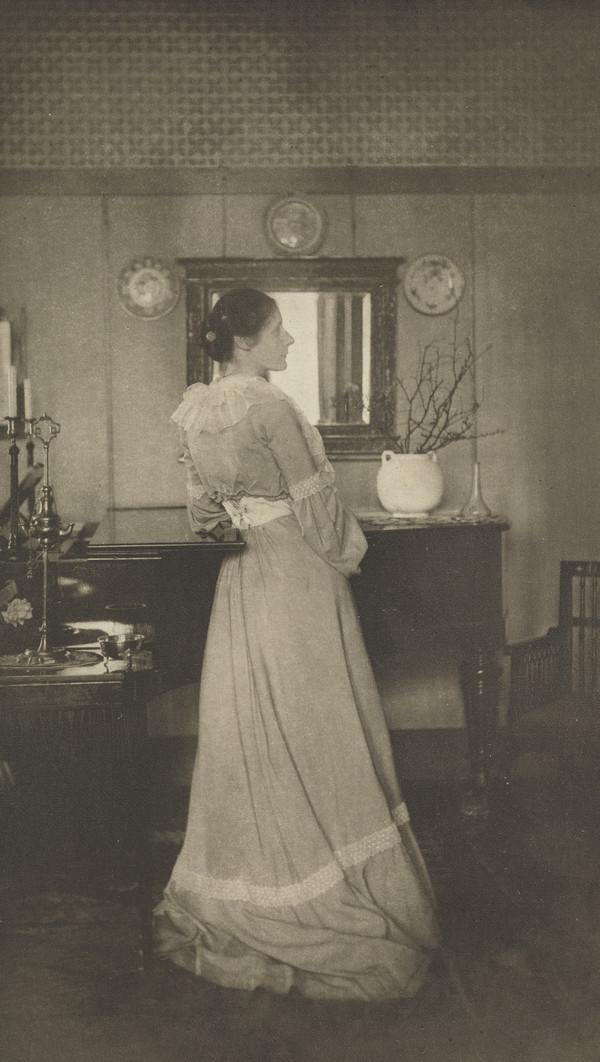 'Portrait of Mrs C.' also known as 'Mrs C. of Philadelphia'