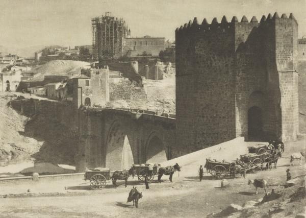 'St Martin's Bridge Toledo'