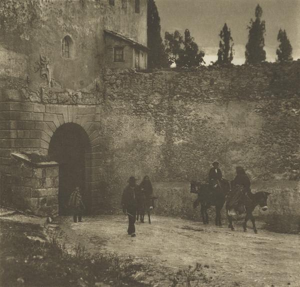 'A Gateway Segovia'