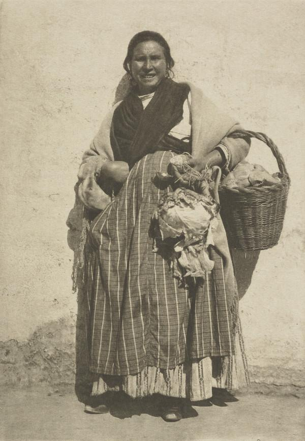 A Gitana - Granada (1913)