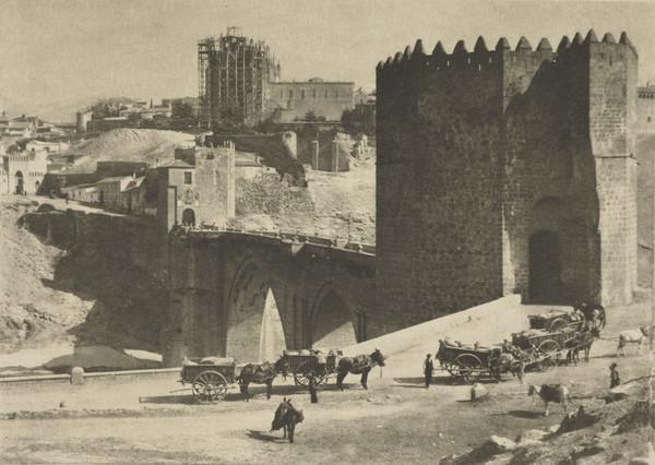 Bridge of St Martin - Toledo (1913)