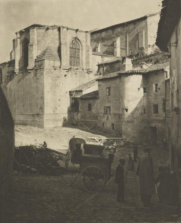 Old Church - Burgos (1913)