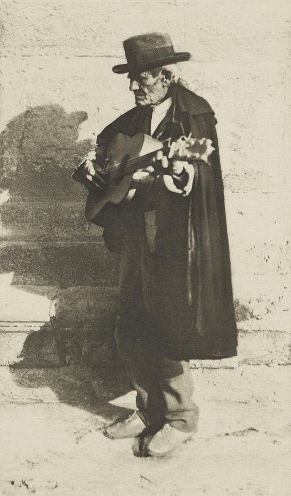 'Blind Musician, Granada' (1913)