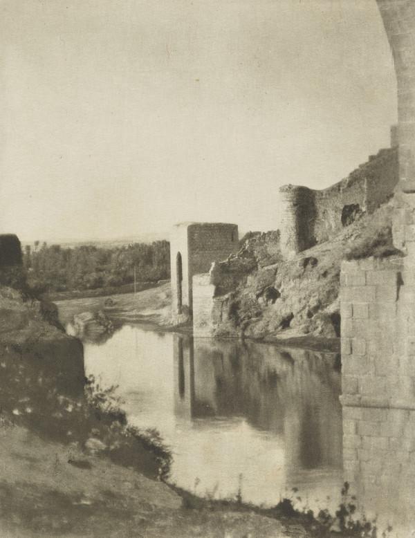 'Old City Walls - Toledo' (1913 ?)