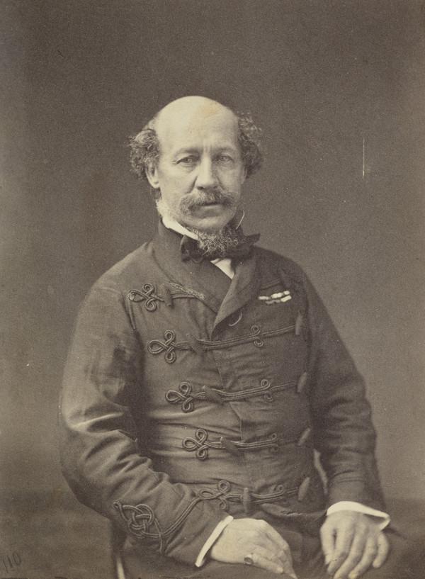 Colonel Kenneth Douglas Mackenzie, 1811 - 1873 (1860)
