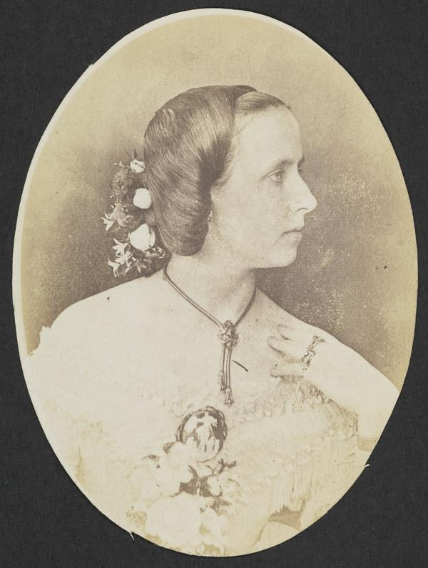 Lady Clavering (same image as PGP 178.39)