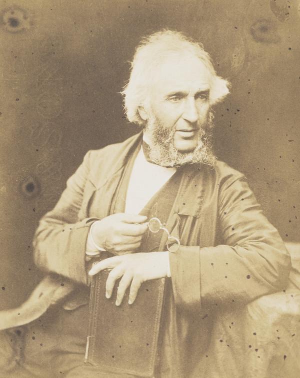 Professor William MacDonald (Mid 1850s)