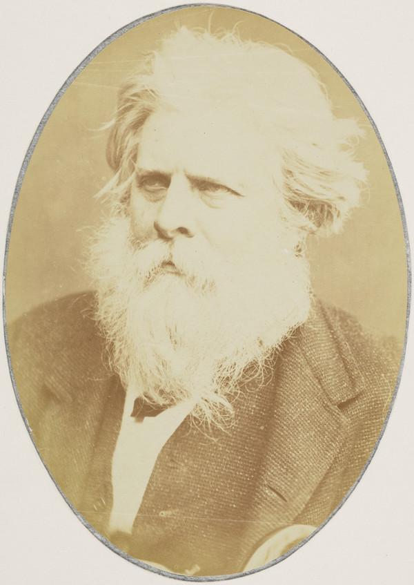 David Octavius Hill, 1802 - 1870. Artist and pioneer photographer (1860s)
