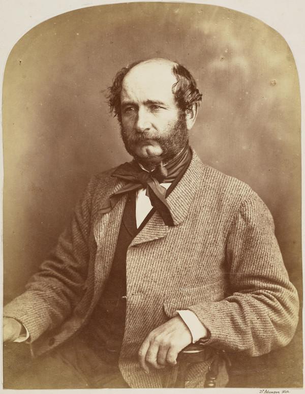 Unknown man (1862)
