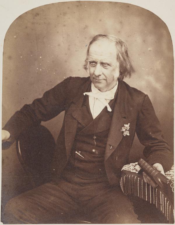 Rev. Thomas Guthrie, 1803 - 1873. Preacher and philanthropist (1861)