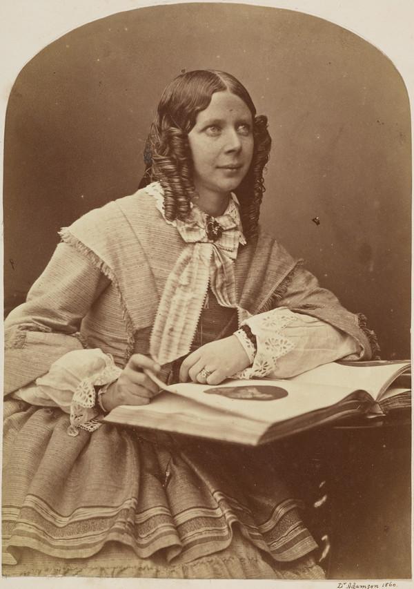 Mrs John Adamson (1860)