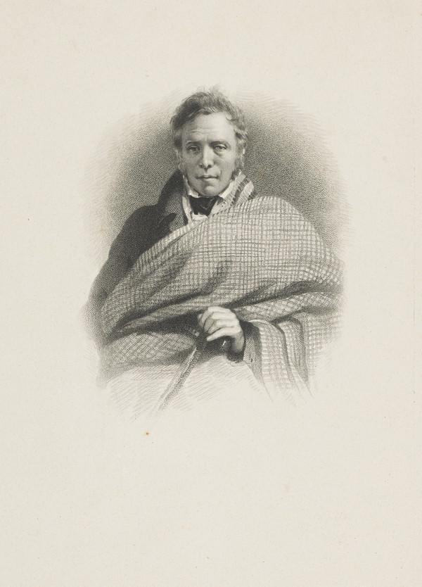 James Hogg, 1770 - 1835. Poet; 'The Ettrick Shepherd'