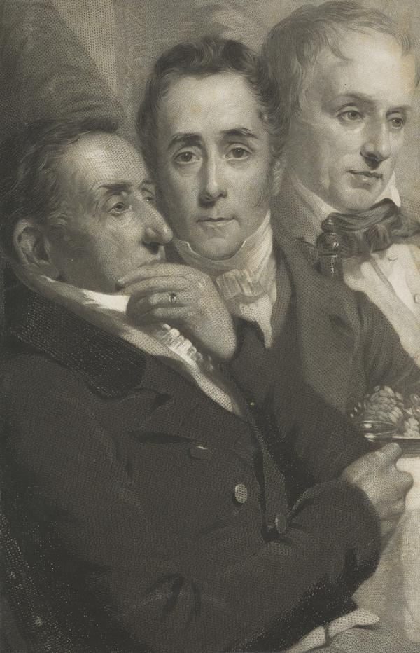 Francis Jeffrey, Lord Jeffrey, 1773 - 1850. Judge and critic (Published 1847)