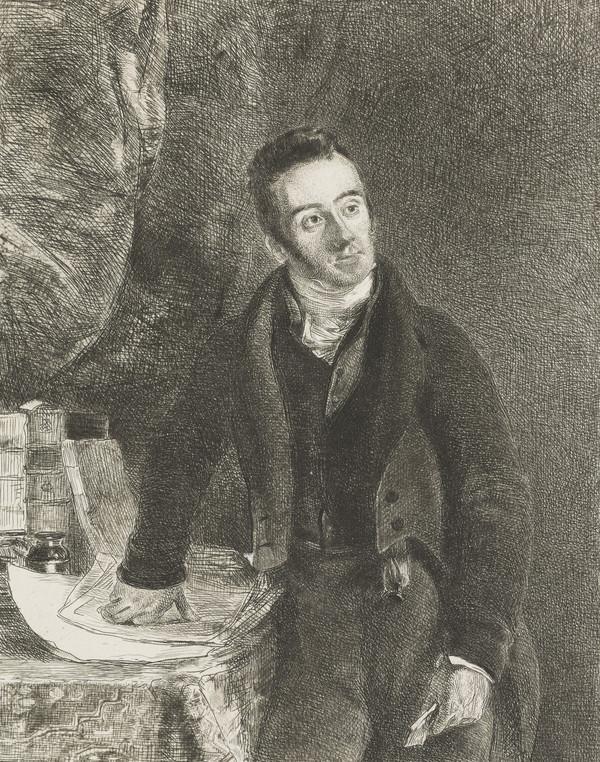 Francis Jeffrey, Lord Jeffrey, 1773 - 1850. Judge and critic