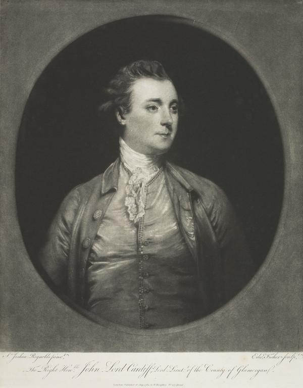 John Stuart, 1st Marquis and 4th Earl of Bute, 1744 - 1814. Diplomatist and collector
