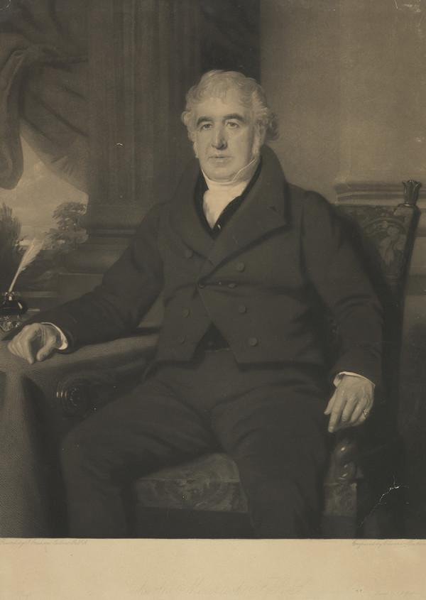 Charles Macintosh, 1766 - 1843. Chemist; inventor of waterproof fabric