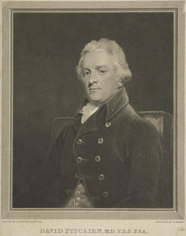 David Pitcairn, 1749 - 1809