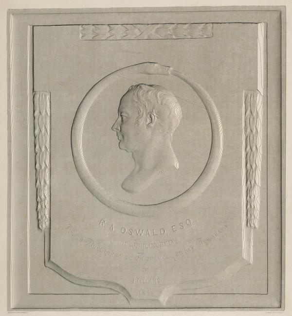R.A. Oswald of Auchincruive, 1771 - 1841 (1841)