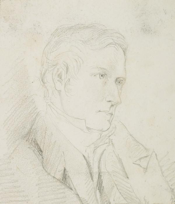 Portrait of a Young Man (Dated 1825 - 1826)