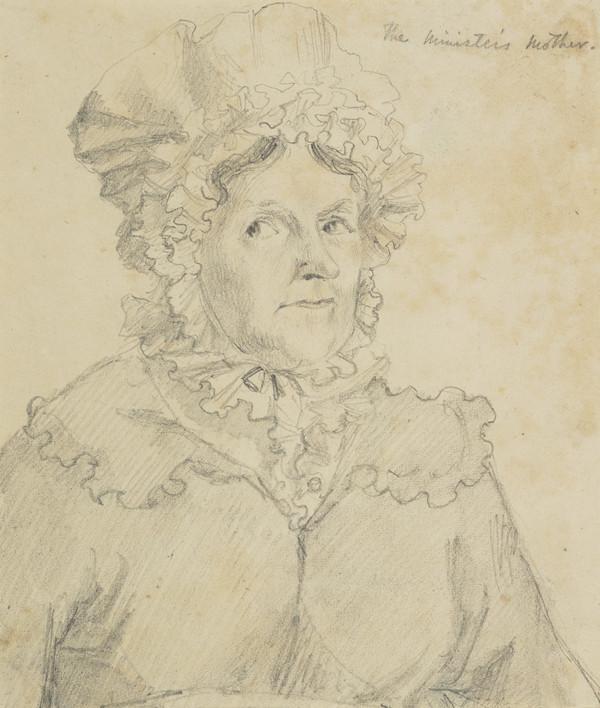 The Minister's Mother, Kippen