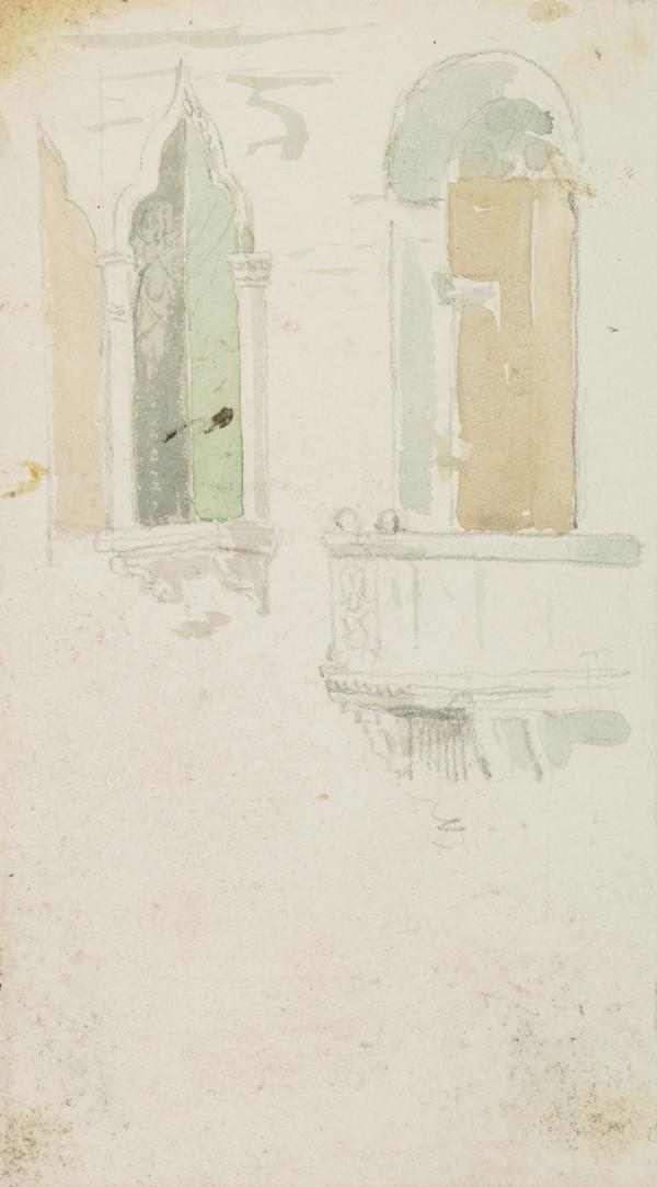 Studies of Windows, Venice