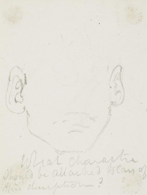 Character Study (1833)