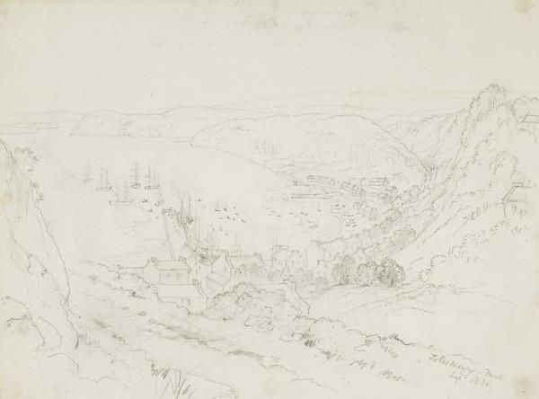 Tobermory, Mull (Dated Sept 1830)