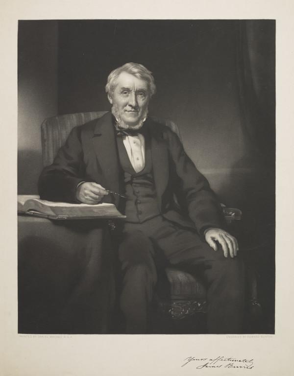 James Burns of Kilmahew, 1789 - 1871. Shipowner